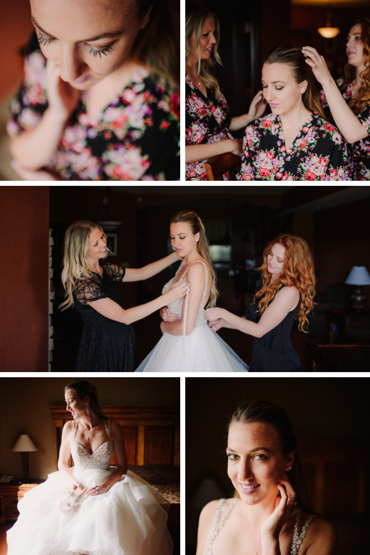 wedding hair and make up wisconsin dells Madison