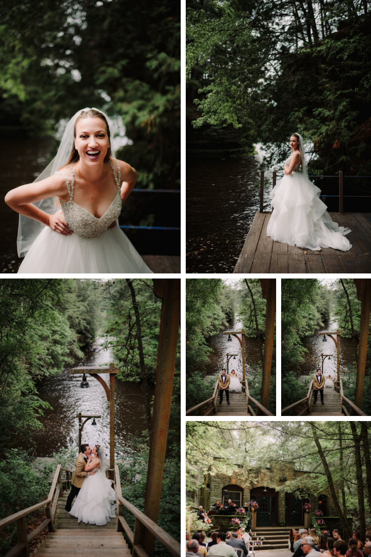 Wisconsin dells wedding photography twig and olive
