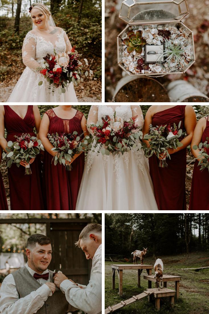 Wisconsin Dells WEDDING FLORIST