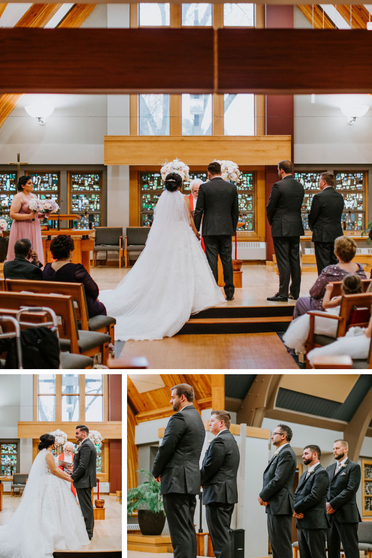 Madison Church wedding