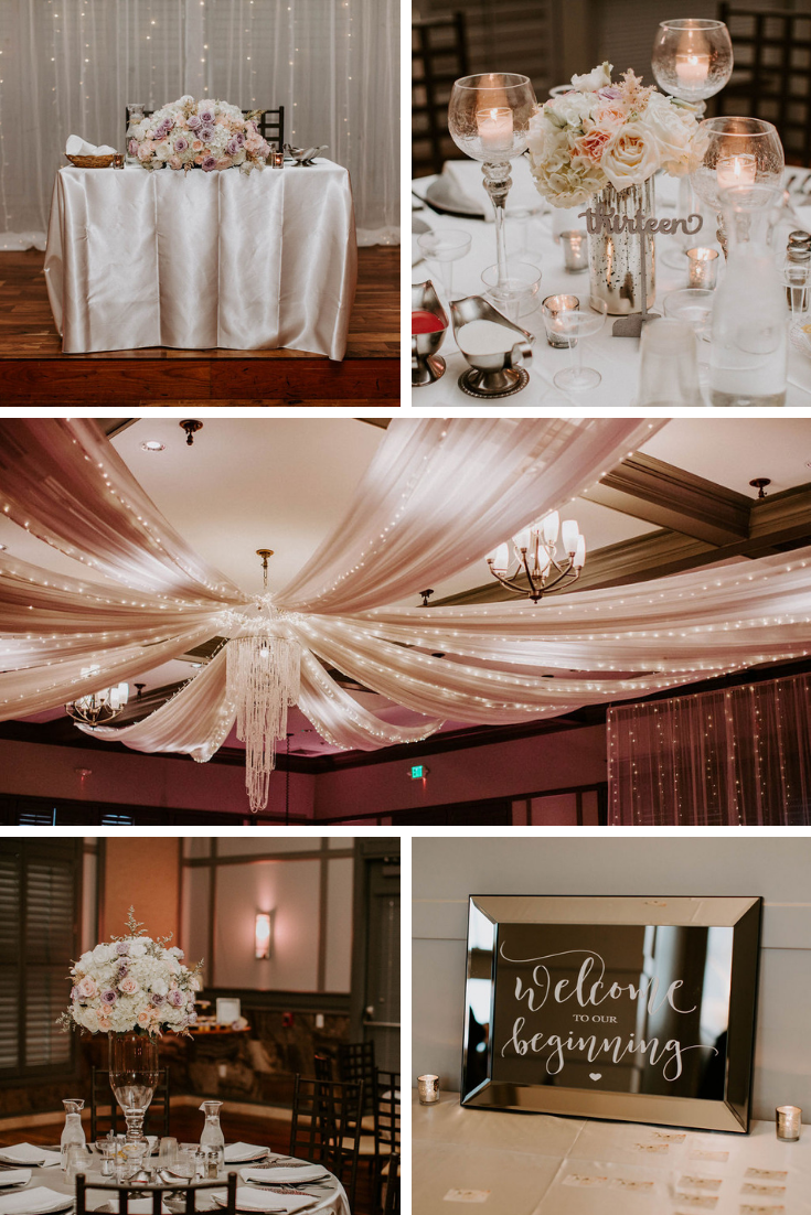Noah's Event Venue wedding details