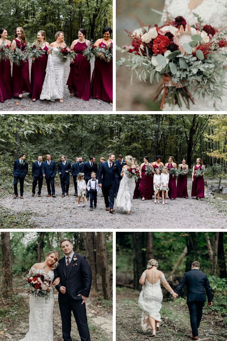 Wisconsin Dells wedding Hart and Fig photography