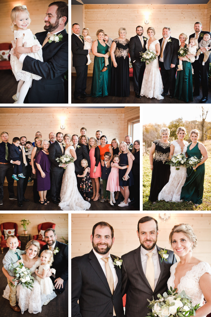 Generations Weddings Photography family portraits