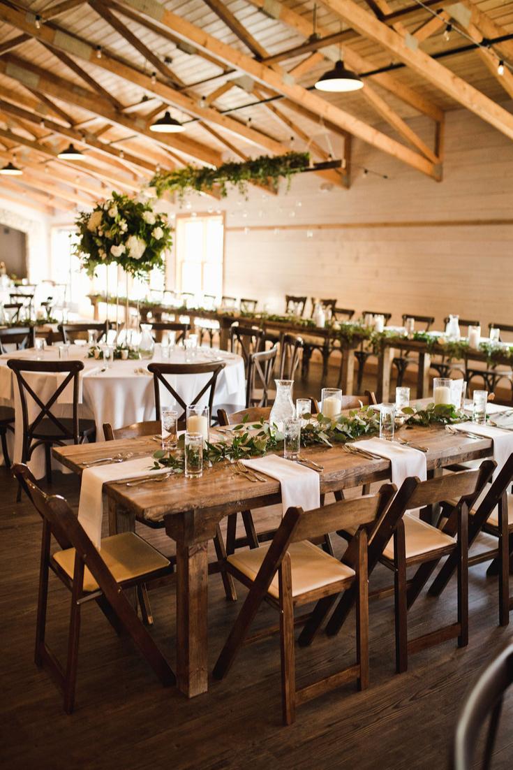 Neira Event Group reception design Wisconsin Dells Wedding