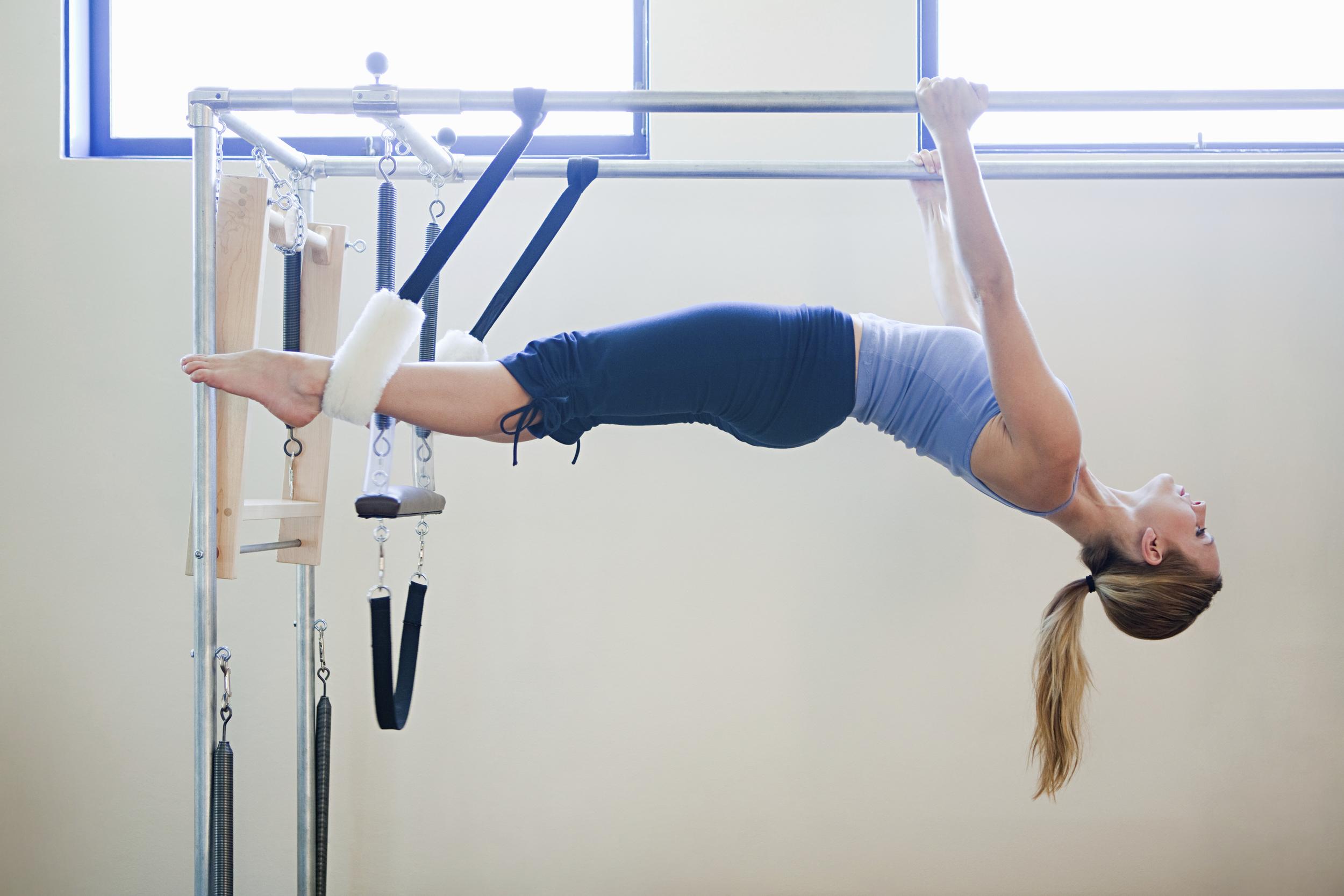 Total Body Workout - Pilates in La Jolla, CA