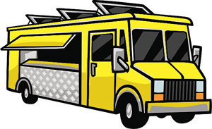 Food Trucks - 10 different food vendors brought to Dimondale