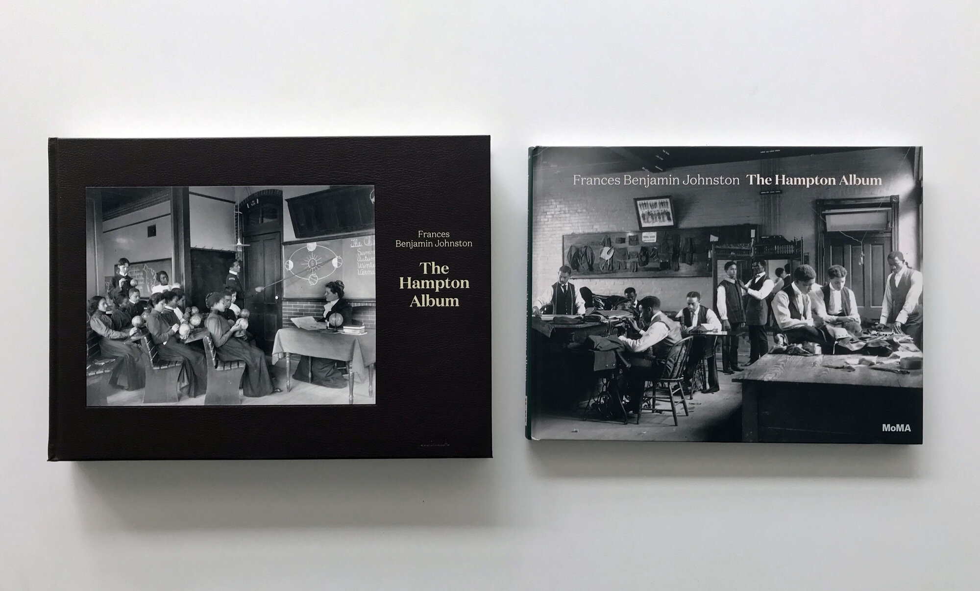 The Hampton Album , limited and trade editions