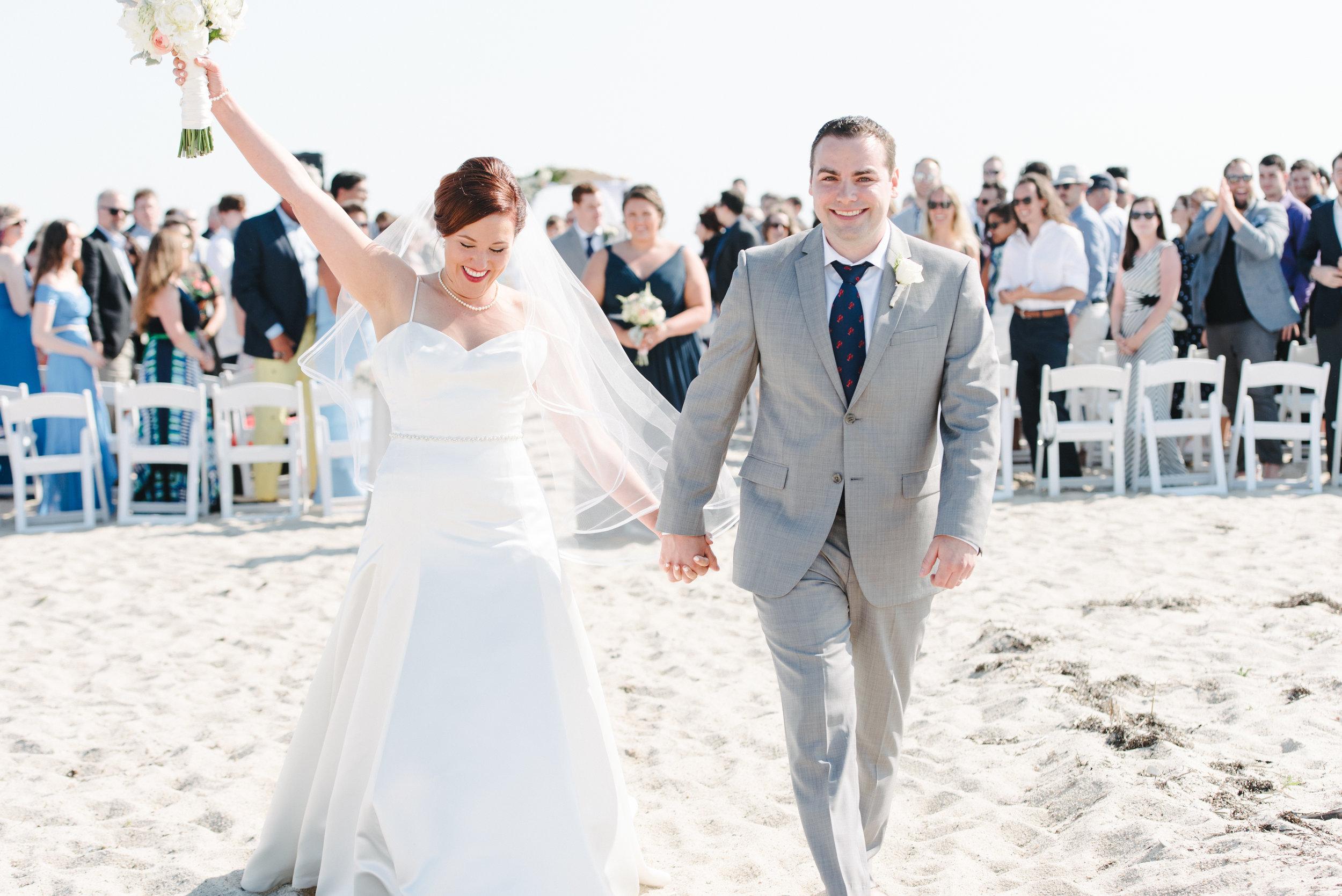 Cape Cod Wedding Ceremony