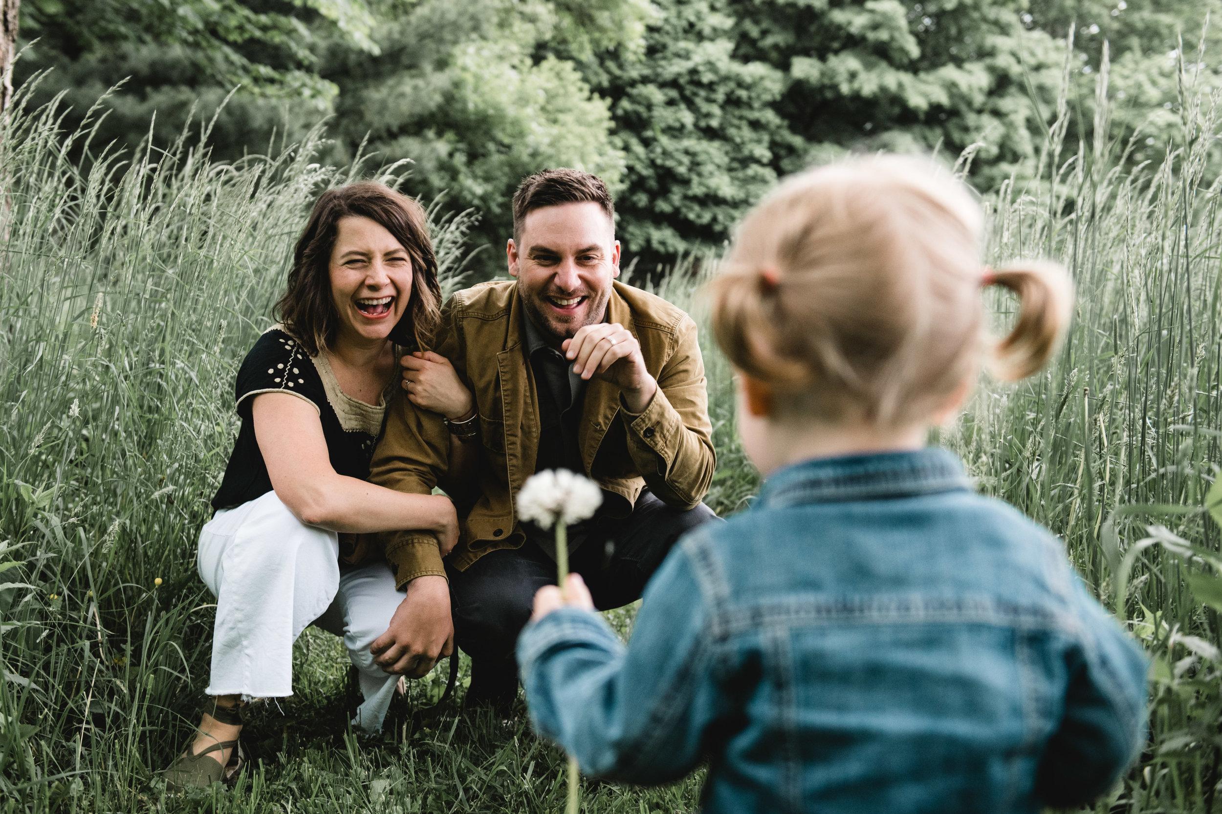 Boston Family Photography in a Field in Salem, Massachusetts