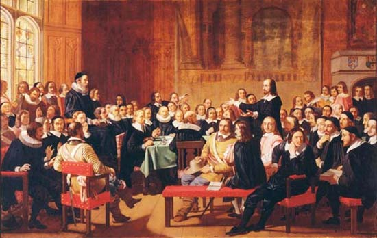 The Westminster Assembly, by John Rogers Herbert