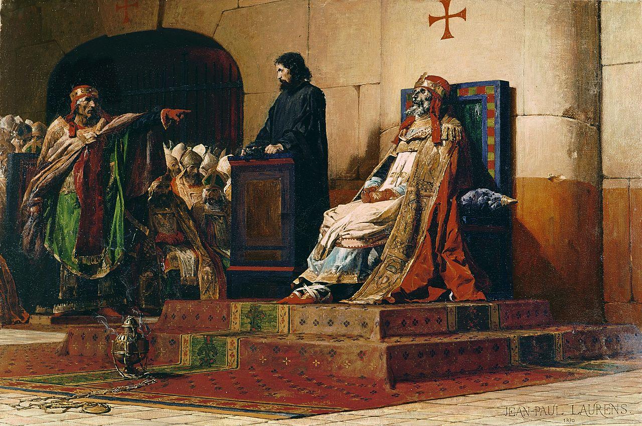 Pope Formosus and Stephen VII