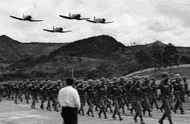 Salvadoran ground forces make their way into Honduras