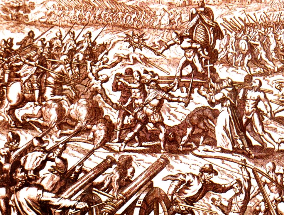 Battle of Cajamarca