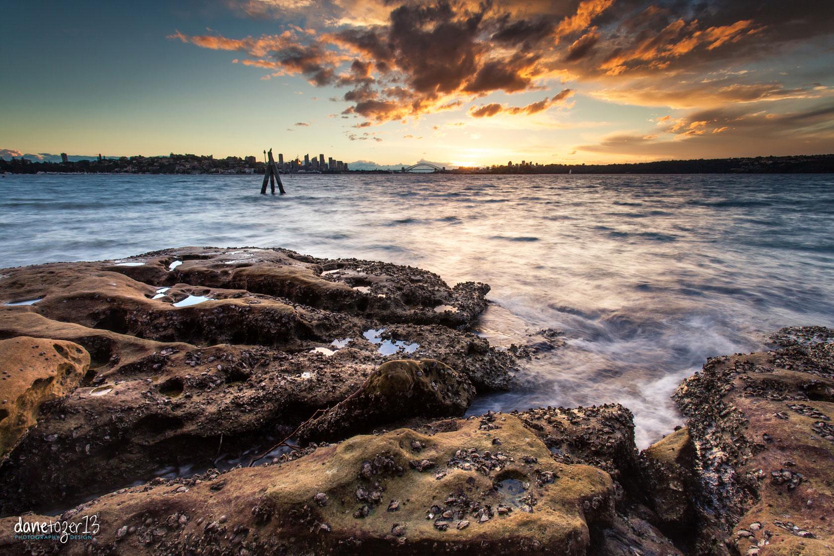 Queens Beach, Vaucluse NSW