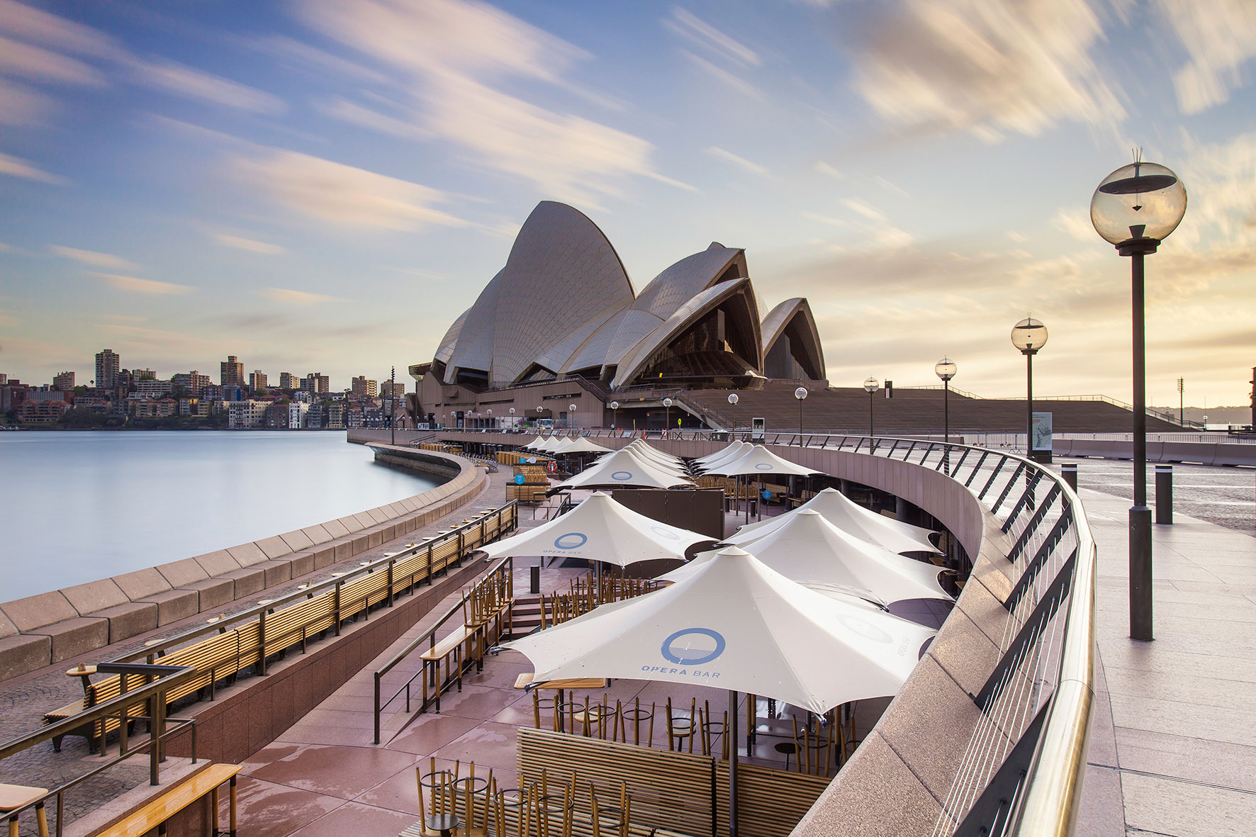 Bennelong Point, Sydney NSW