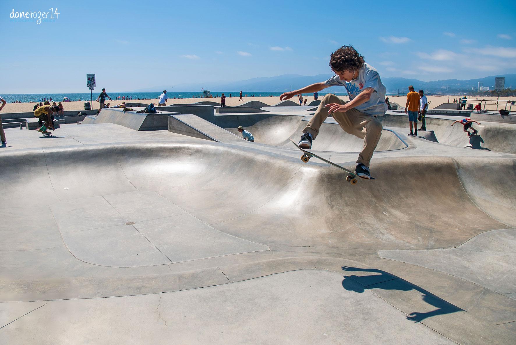 Venice Beach, Los Angeles U.S.A