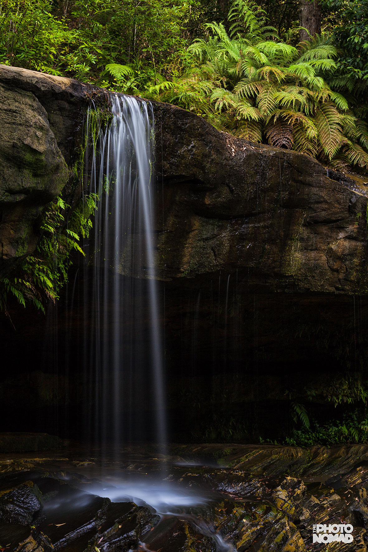 Lower Somersby Falls, Somersby NSW