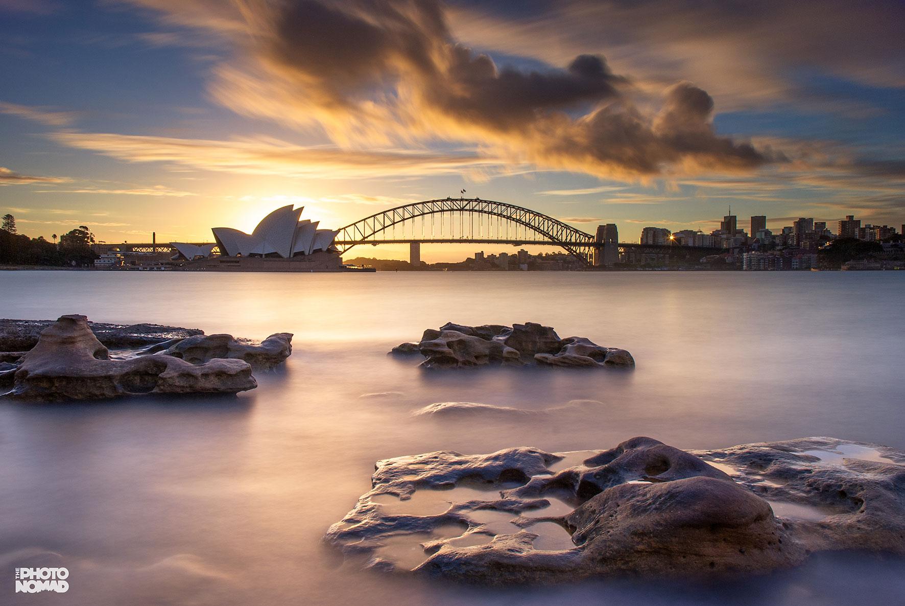 Mrs Macquaries Chair, Sydney NSW
