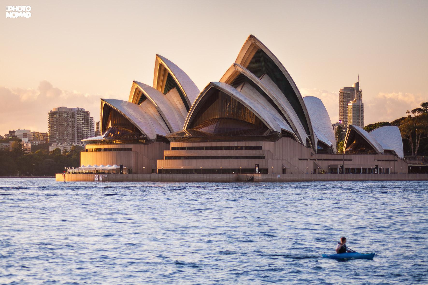 Sydney Opera House, Sydney NSW