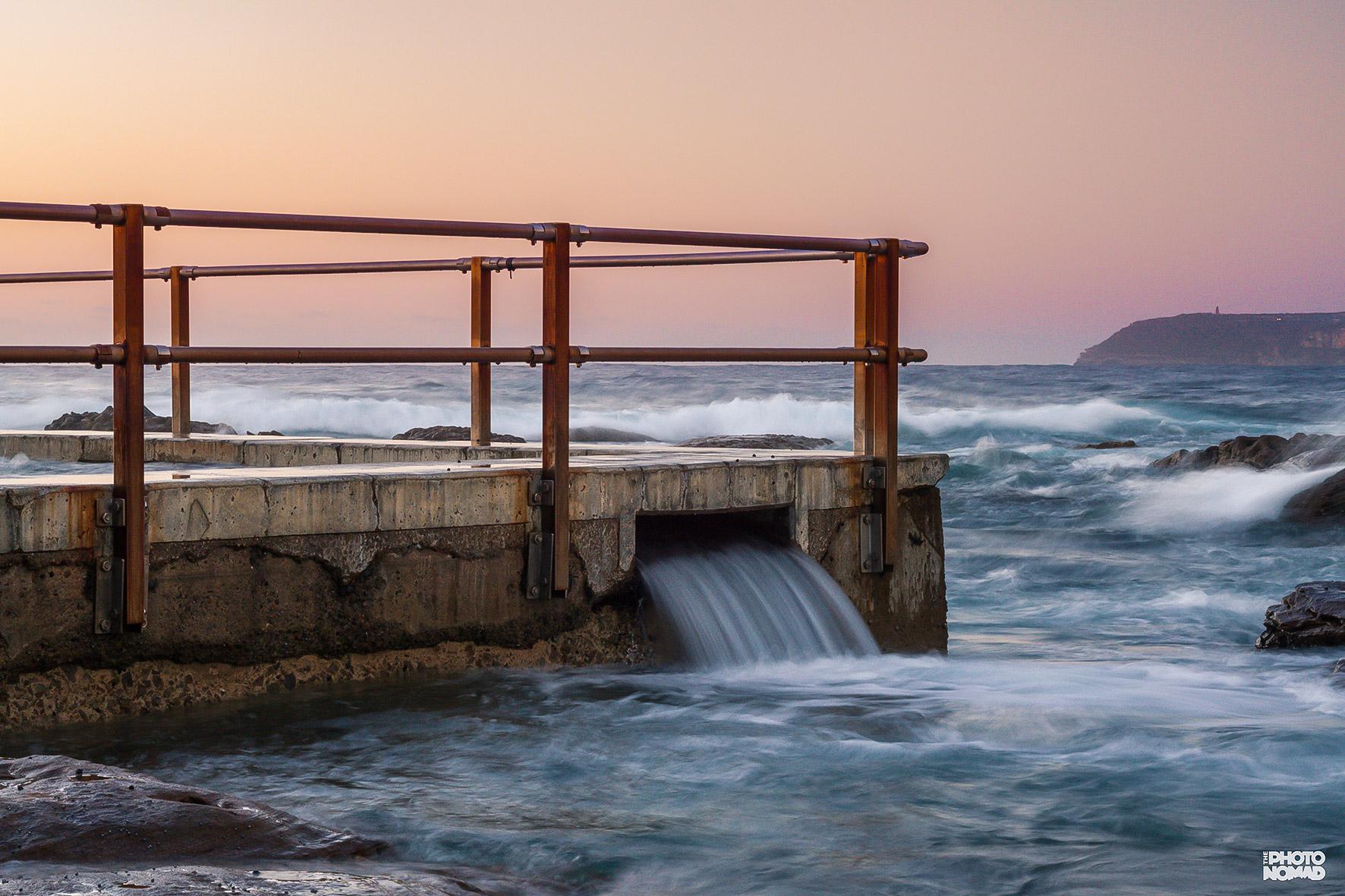 North Curl Curl Rock Pool, NSW
