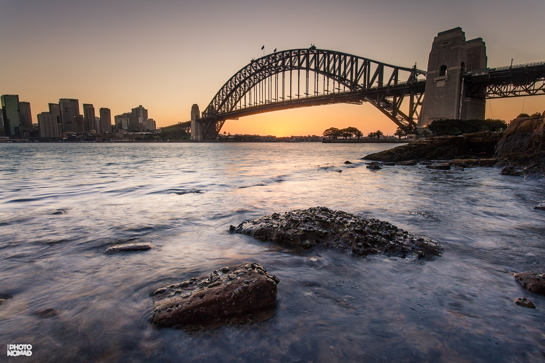 Sydney Harbour Bridge, Sydney NSW