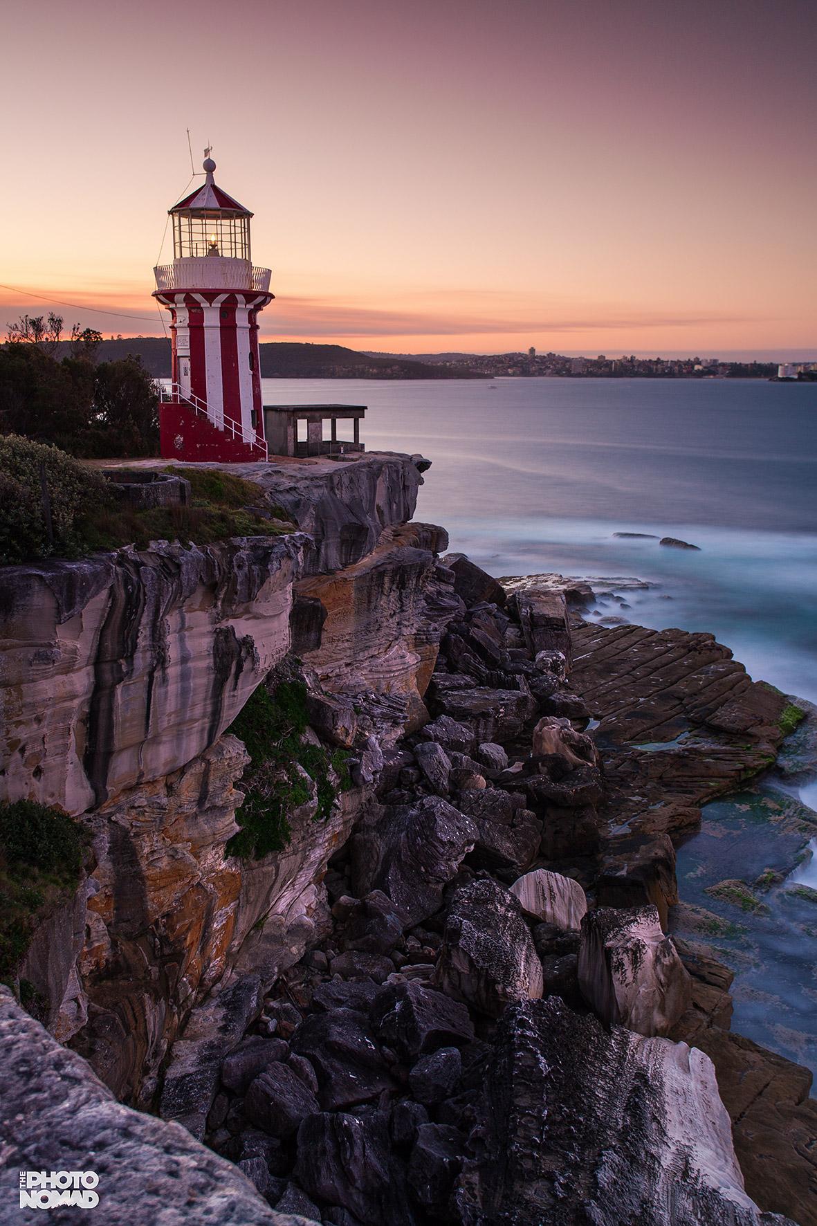 Hornby Lighthouse, South Head NSW