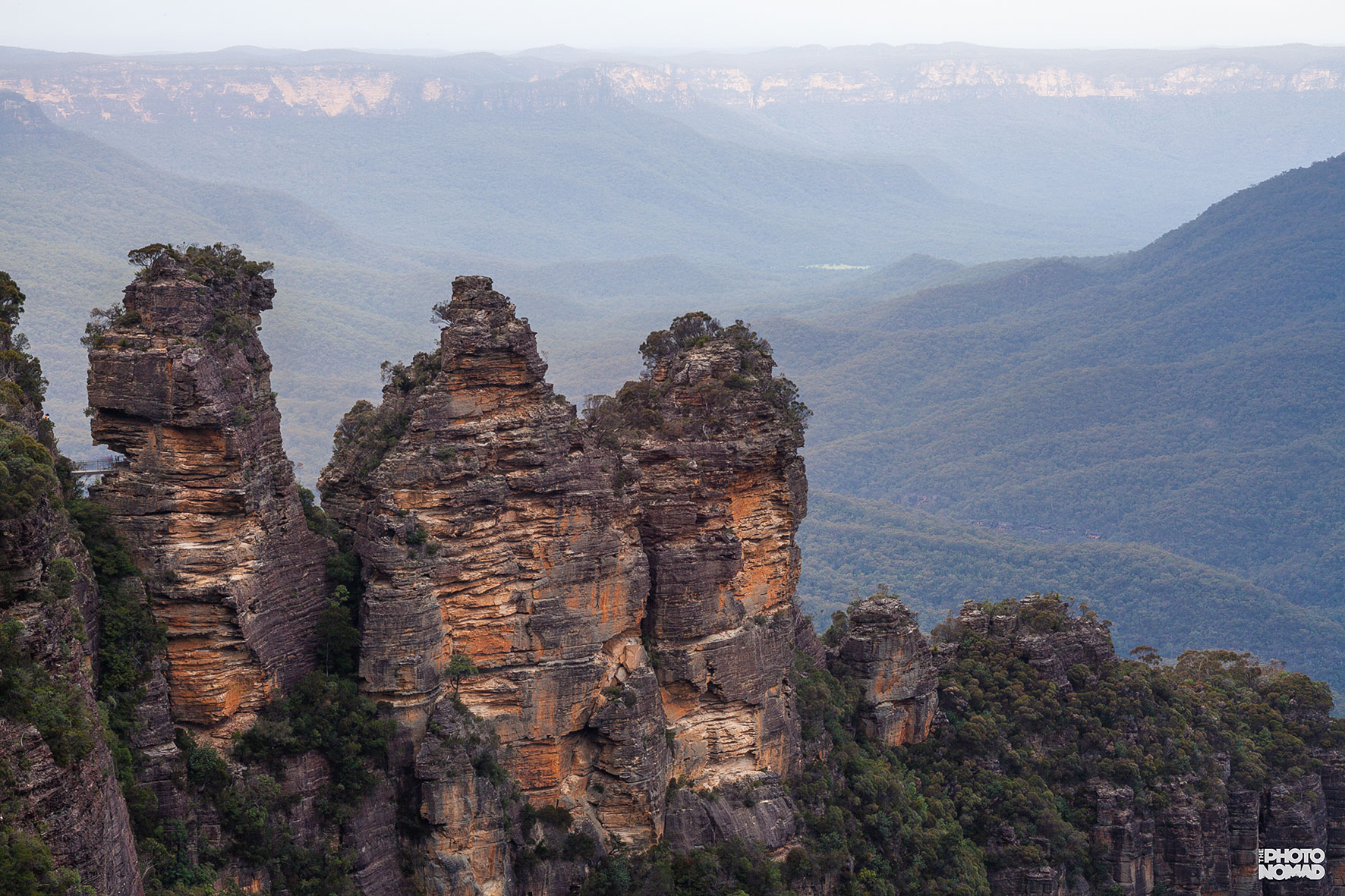 The Three Sisters, Echo Point NSW