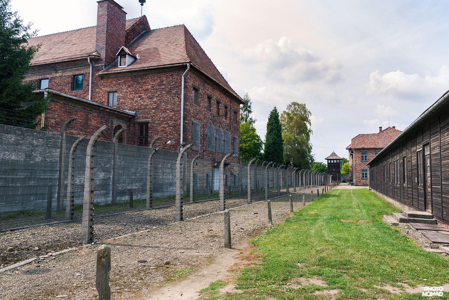 Auschwitz Camp, Oświęcim Poland