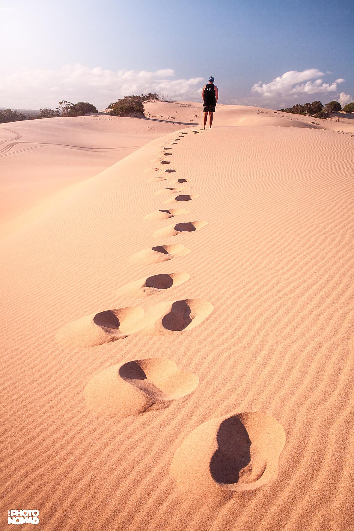 Stockton Sand Dunes, Stockton NSW