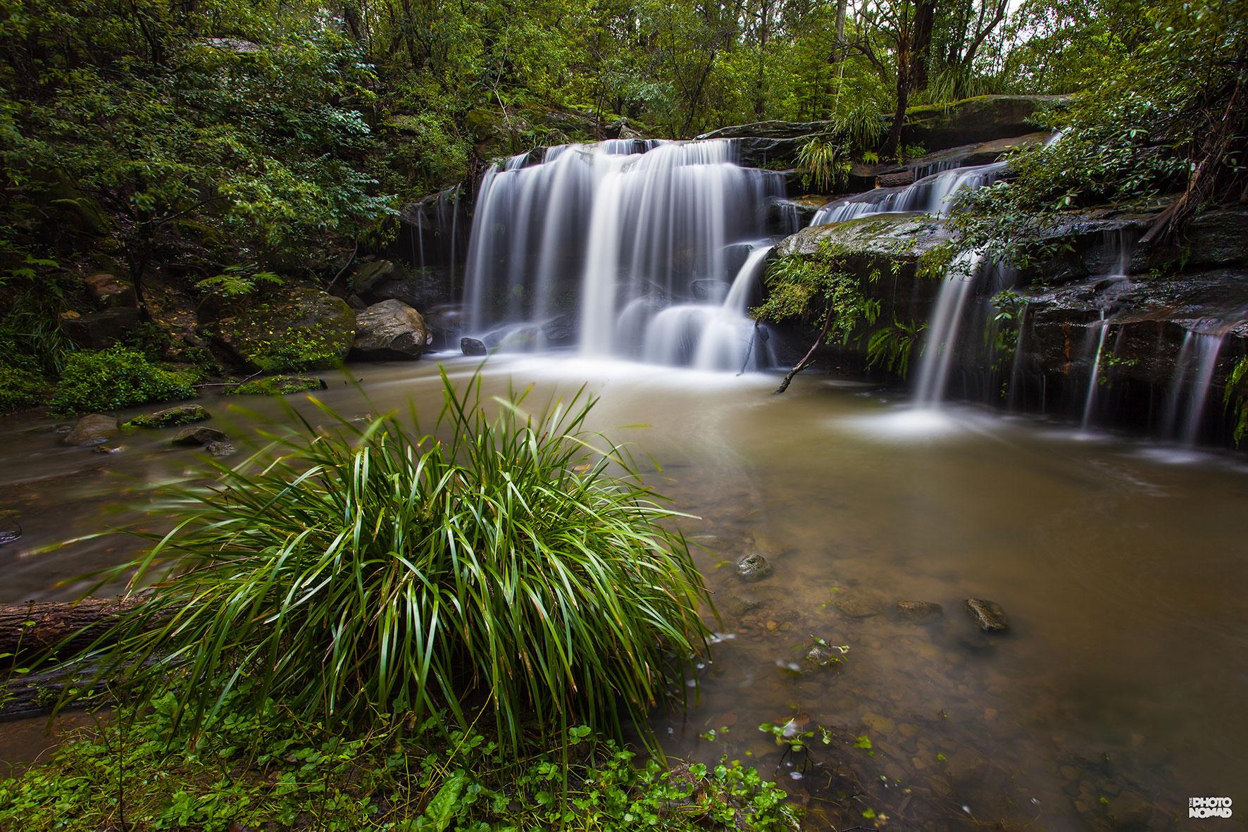 Balaka Falls, Carlingford NSW