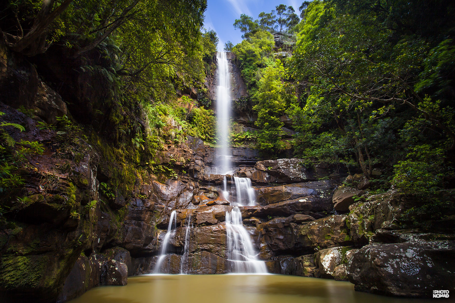 Kelly's Falls, Helensburgh NSW