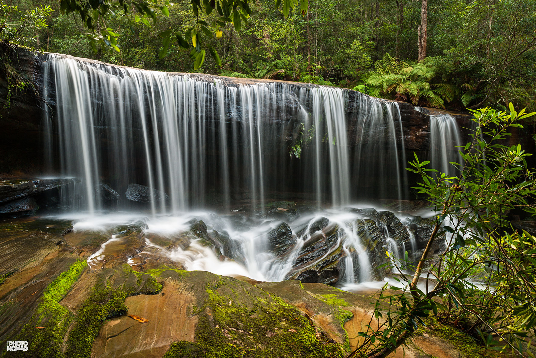 Somersby Falls, Somersby NSW