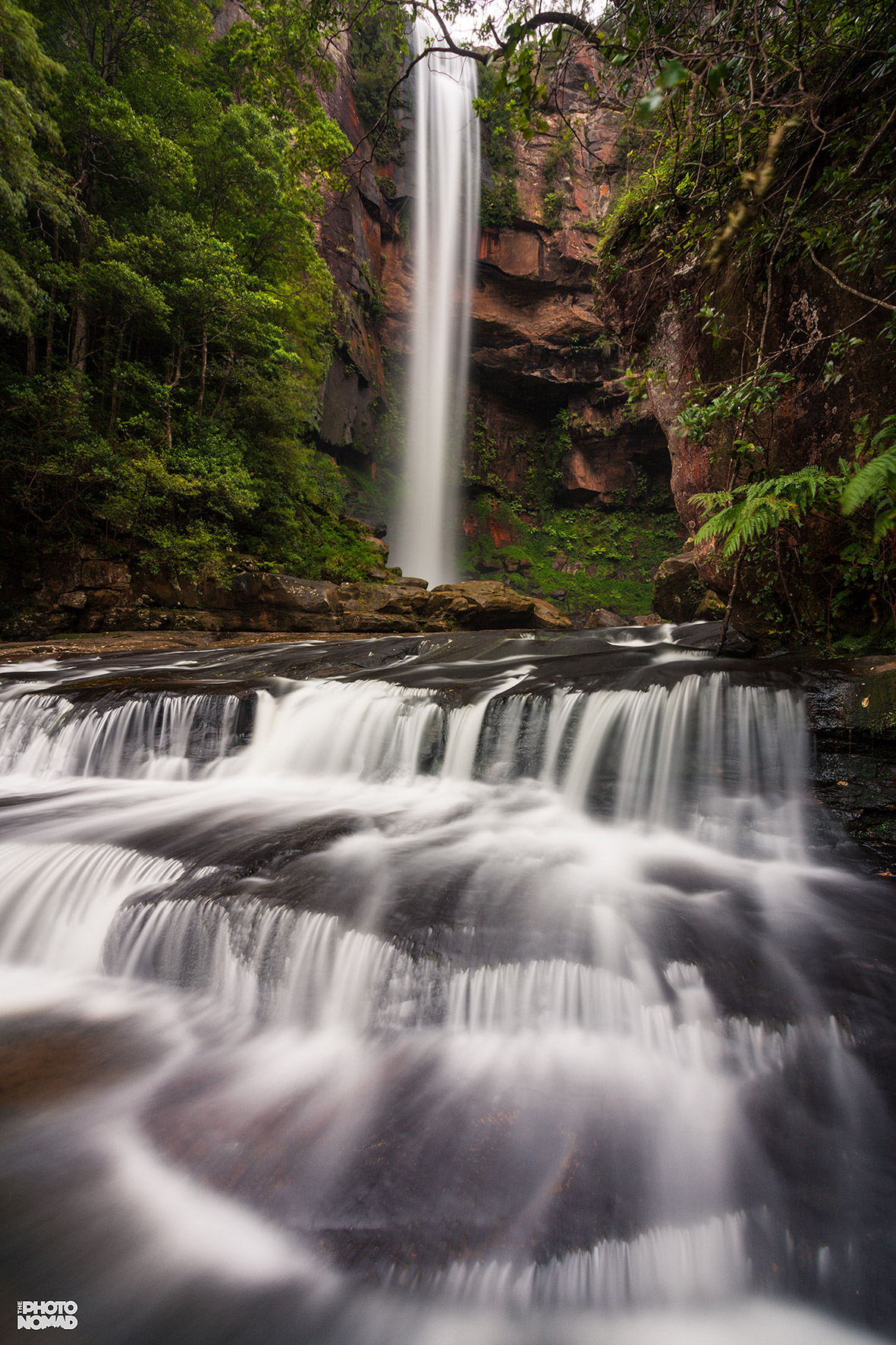 Belmore Falls, Wildes Meadow NSW