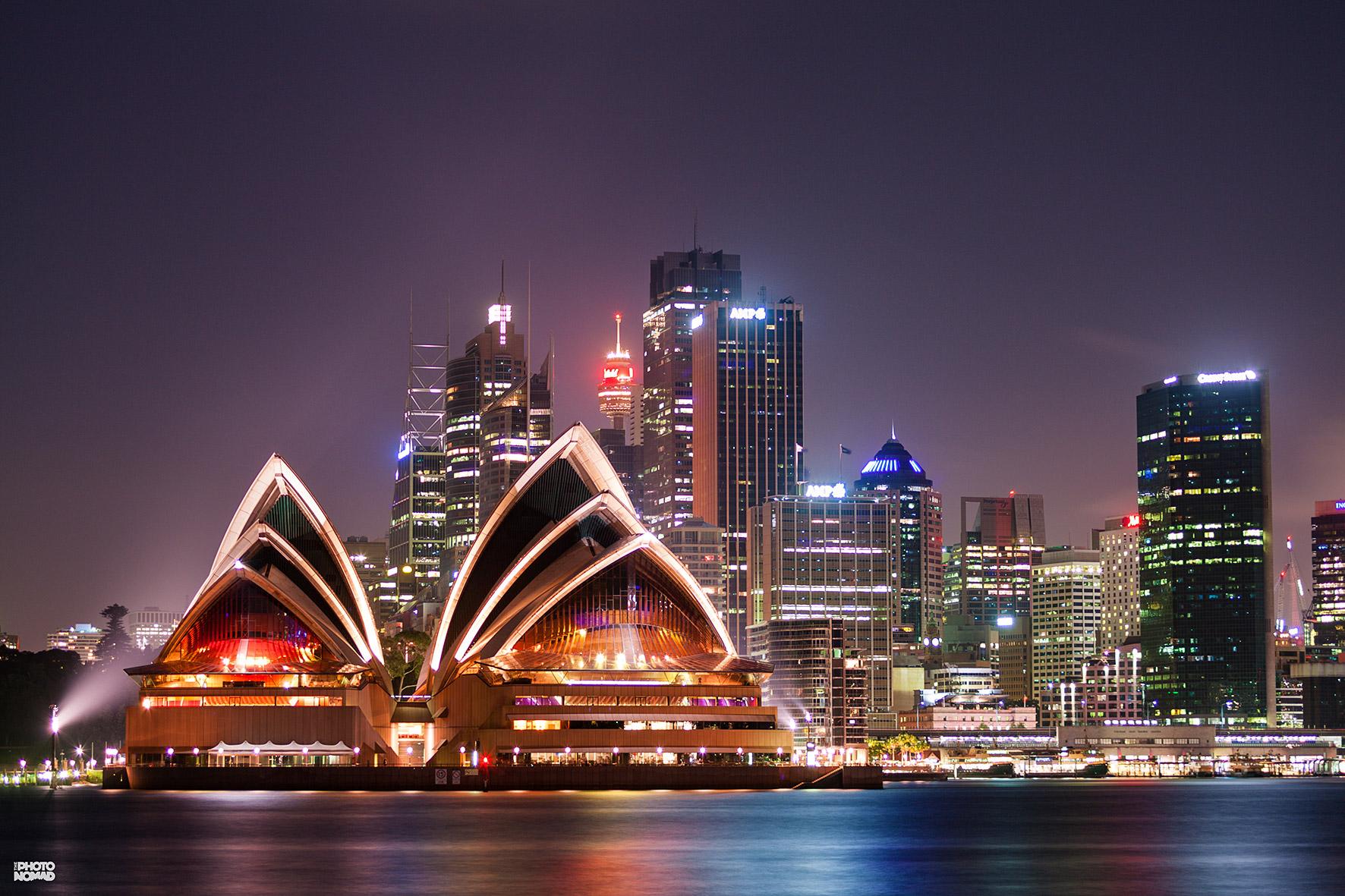 Circular Quay, Sydney NSW