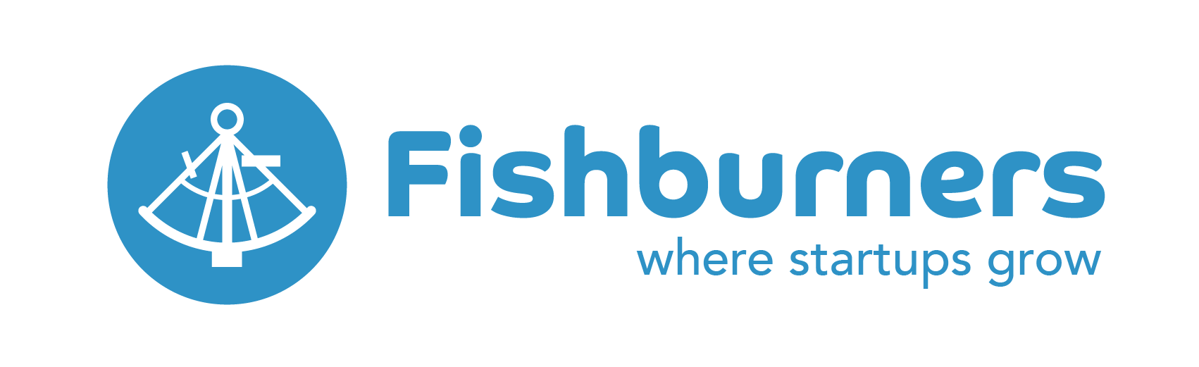 Fishburners Blue Text White Background Logo.png