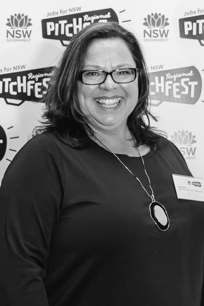 Kathy Hubble: Amelio Health