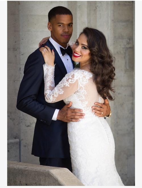Downtown Los Angeles Loft Wedding