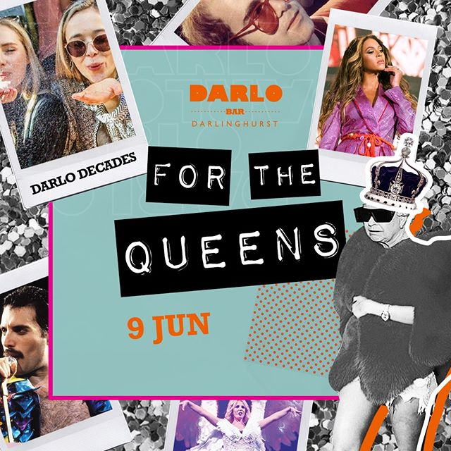 Set a crash course for big anthems 🎶, big hair and bigger egos 👩‍🎤 as we spend the Queen's birthday long weekend celebrating the women who Run the World (of pop) 👯. Whether you're Shaking it off or Crazy in love, it's time to get in your Starships and Dance with somebody 💃!