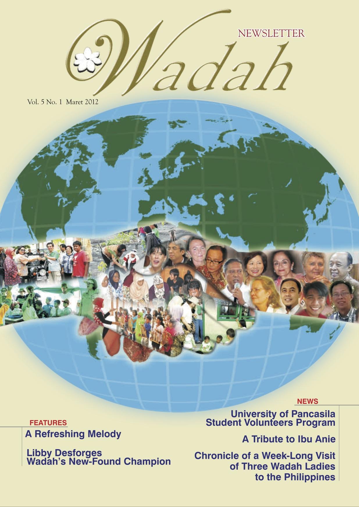 Vol. 5 No. 1 - March 2012