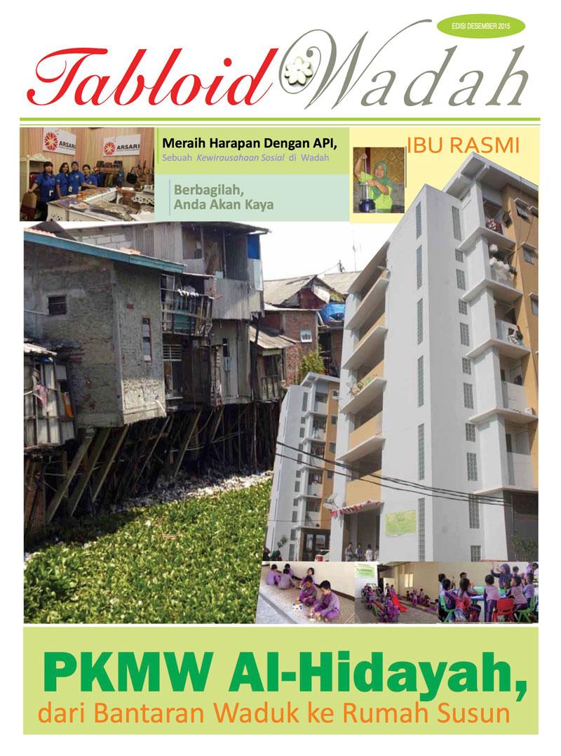 Tabloid Wadah - Desember 2015