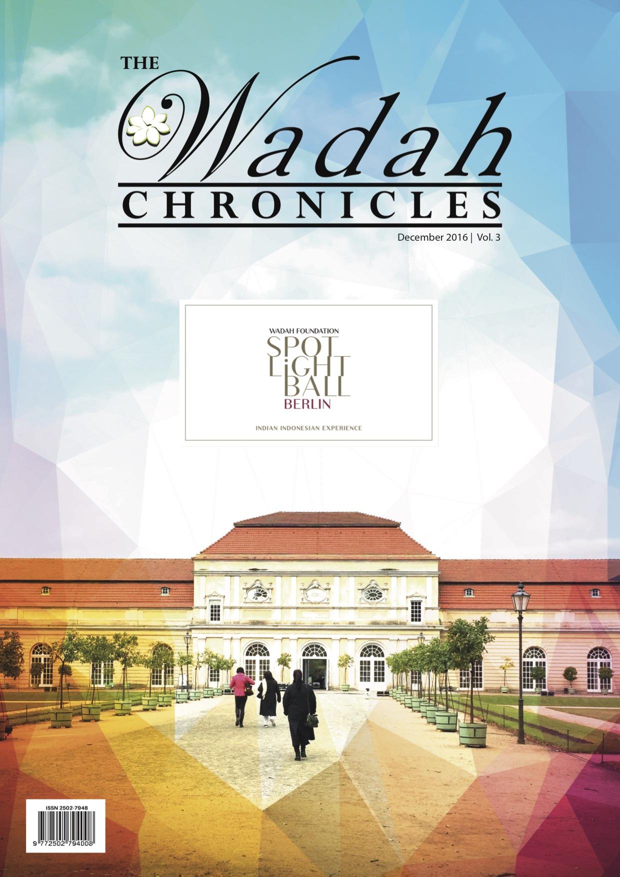 Wadah Chronicles - December 2016