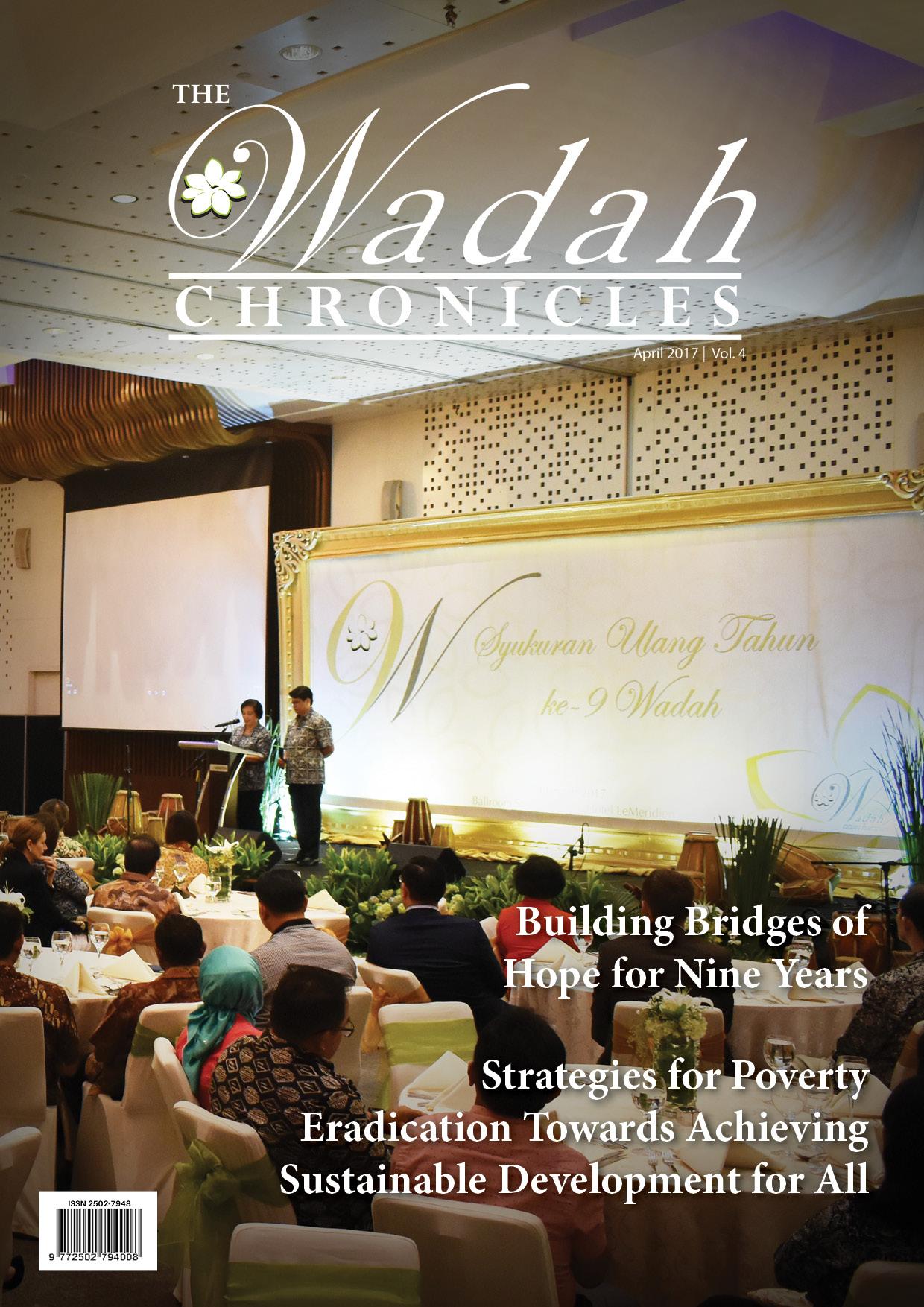Wadah Chronicles - April 2017
