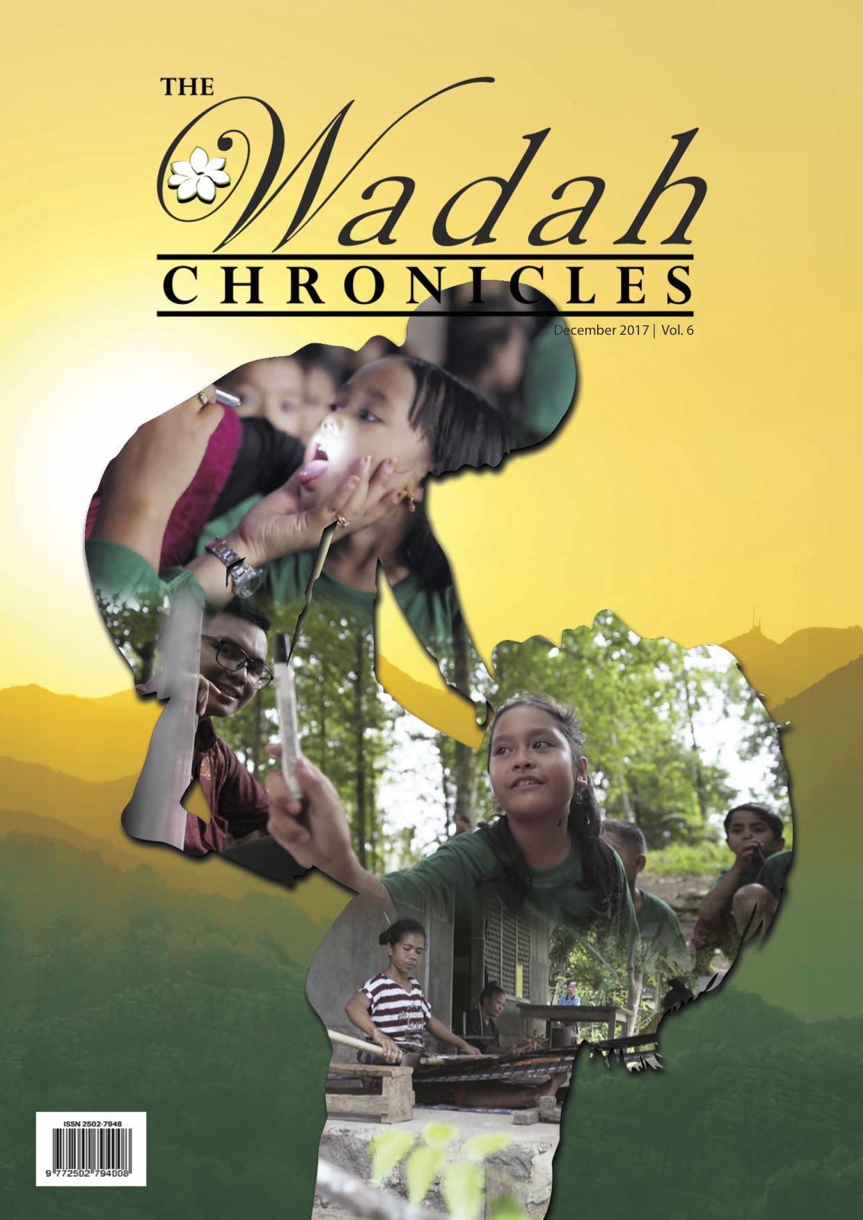 Wadah Chronicles - December 2017