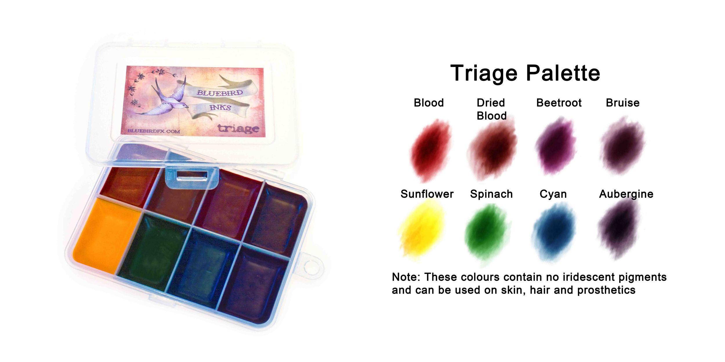Triage Palette