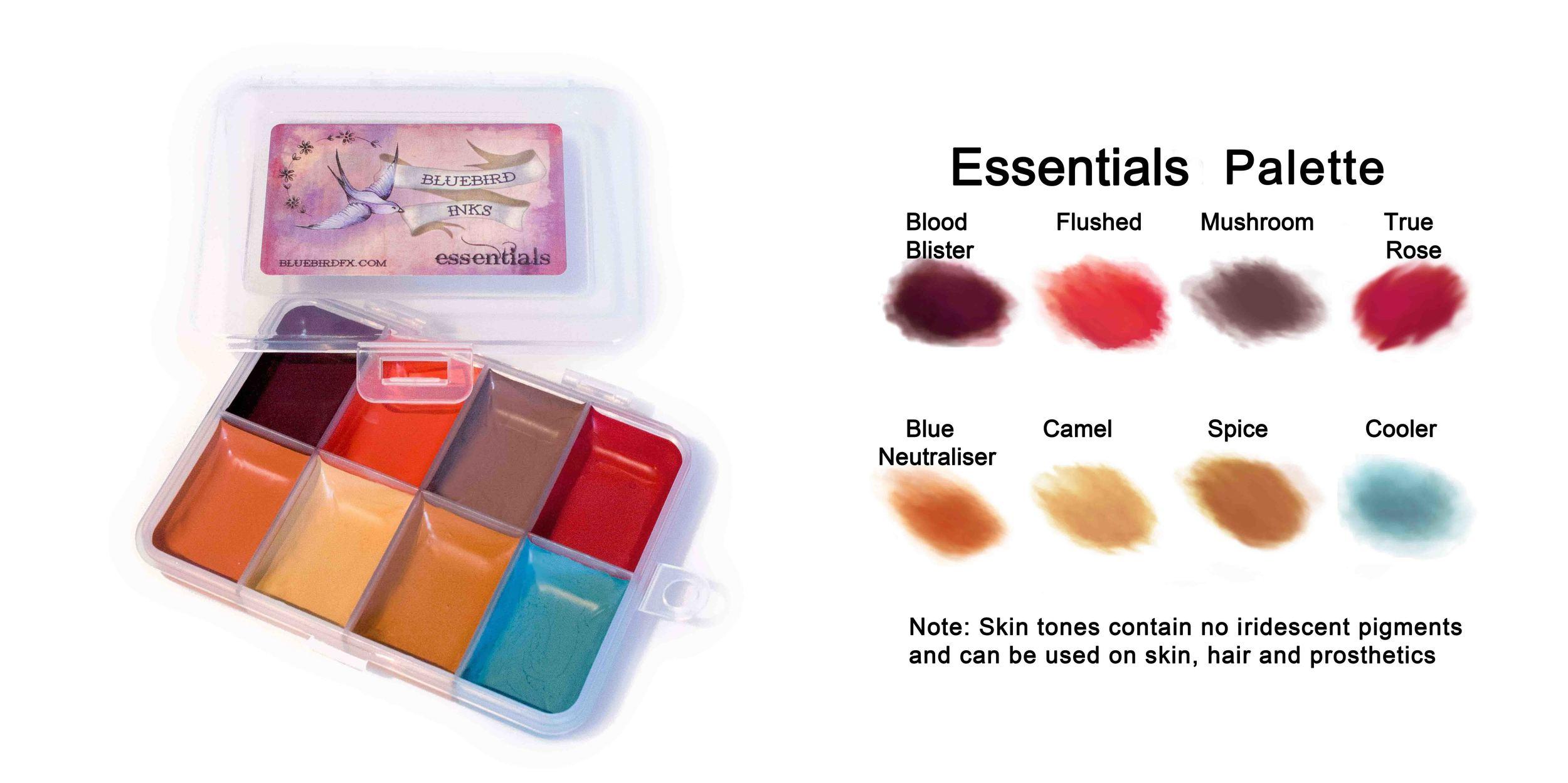 Essentials Palette