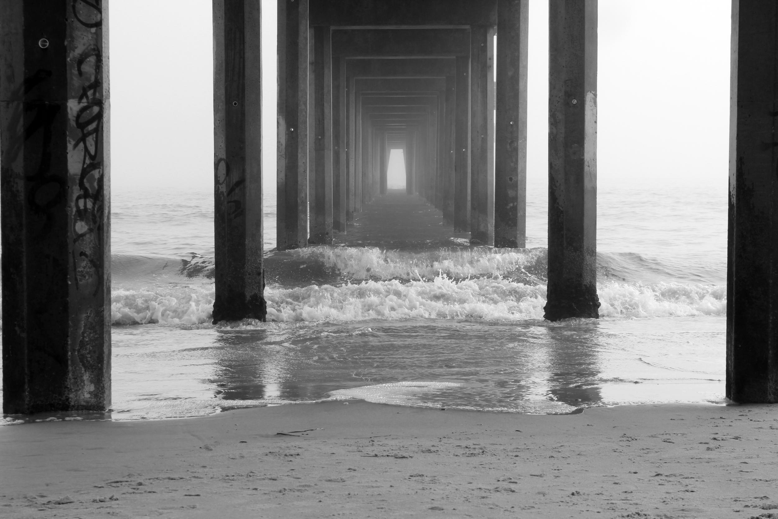 Foggy Brighton