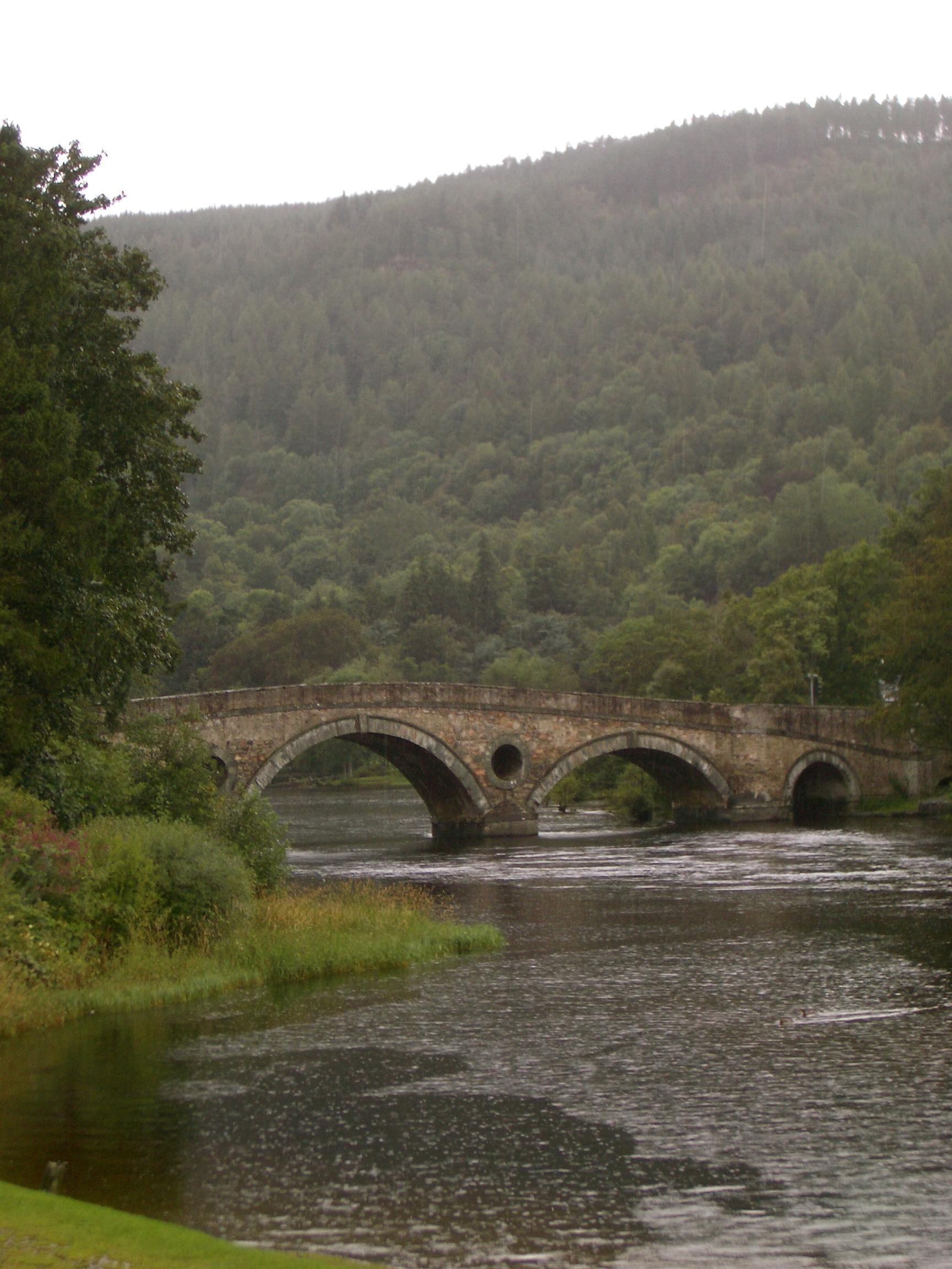 Bridge over Loch Tay