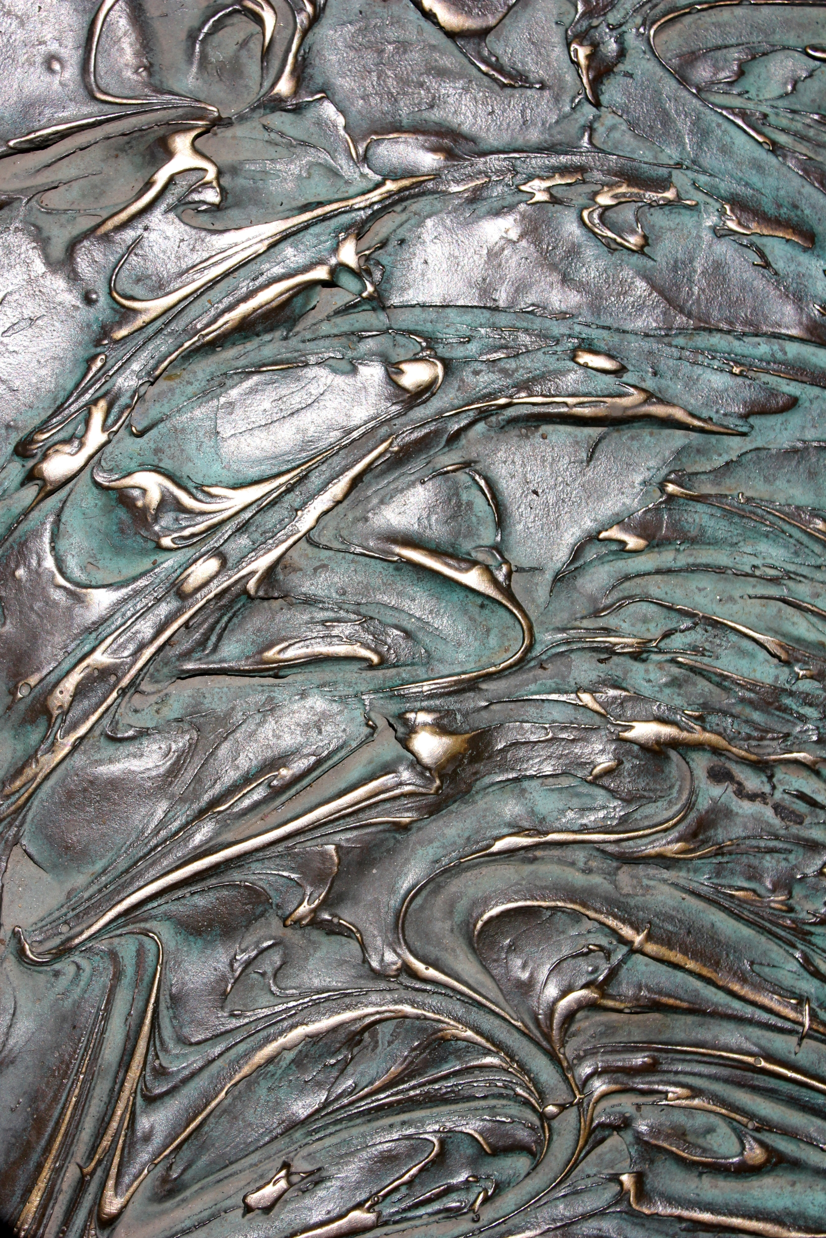 Copper waves