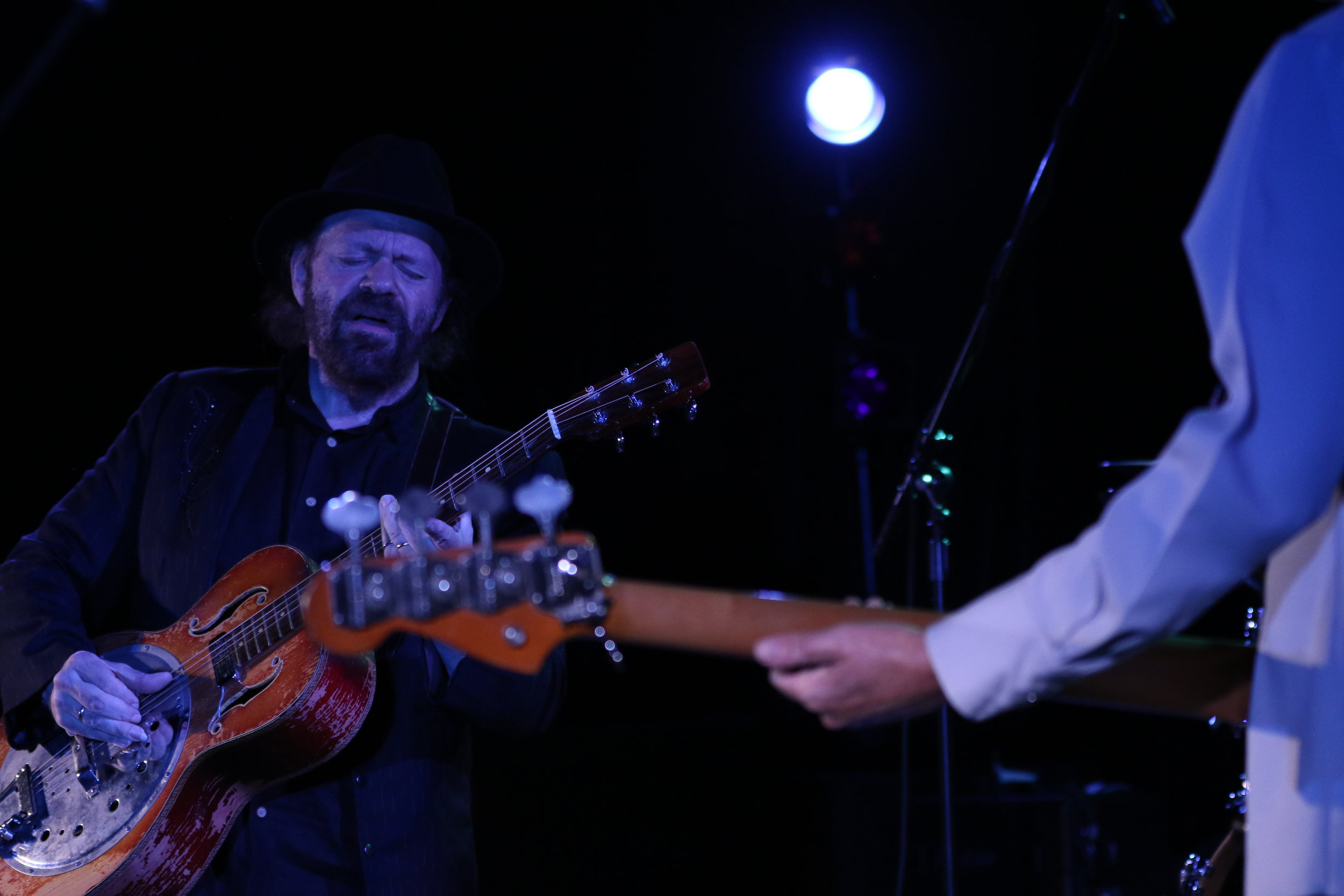 Colin Linden Trio / Opener : Papa King with Daryll Duus