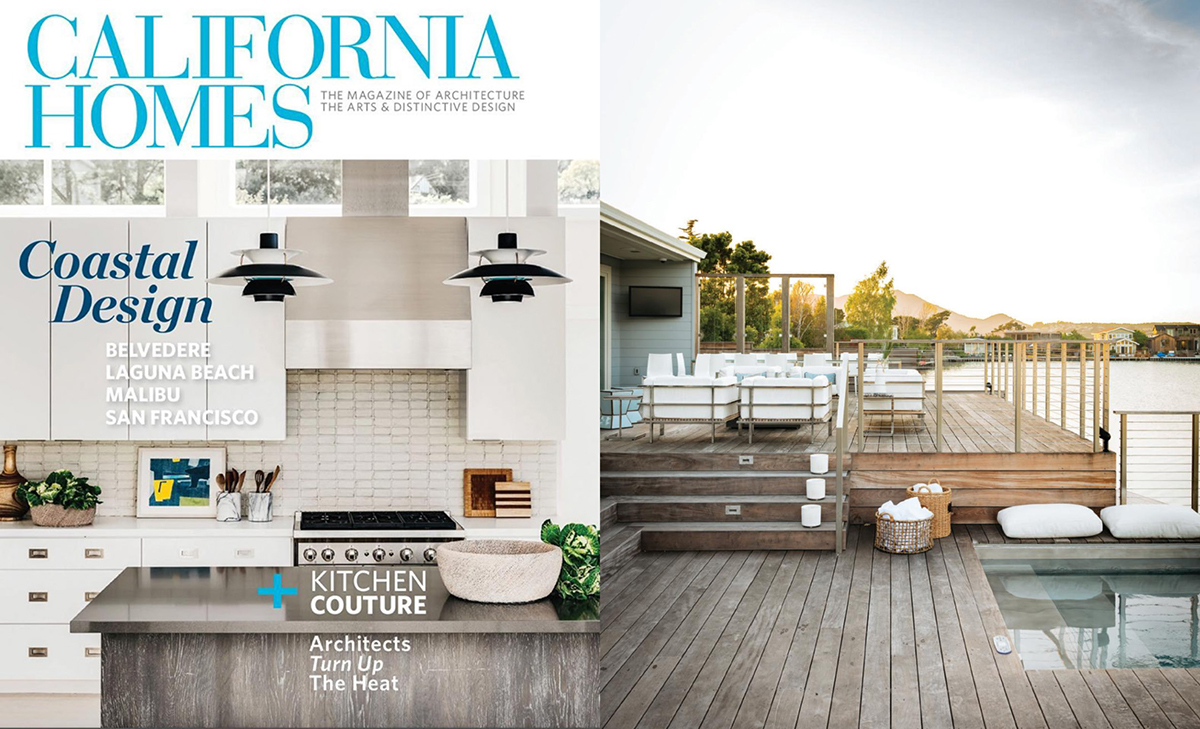 California Homes  May/June 2019, featuring the  Echo Collection